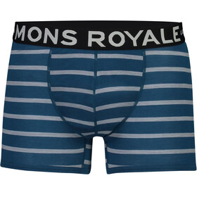 Mons Royale Hold 'em Shorty Boxer Herr latitude stripe